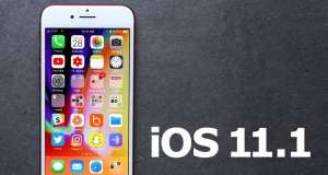 iOS 11.1.1 veste iphone