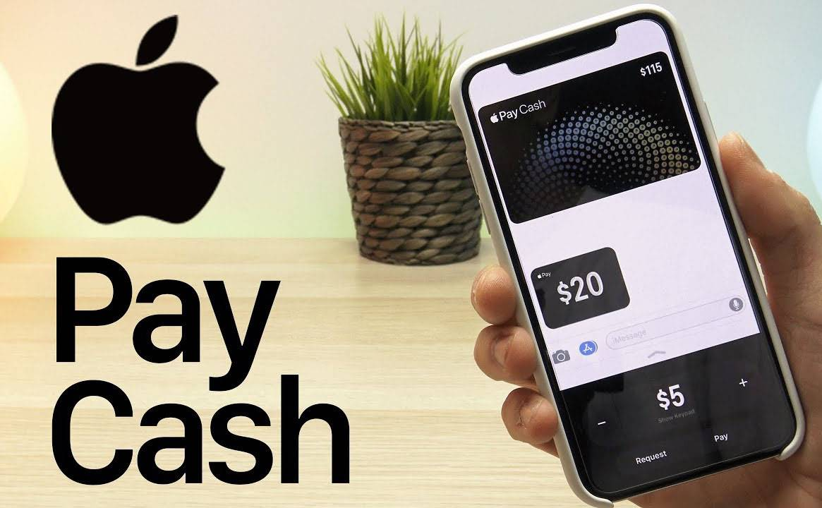 iOS 11.2 Apple Pay Cash