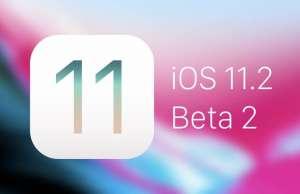 iOS 11.2 Public Beta 2