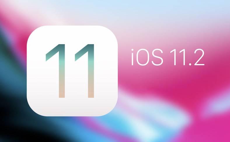 iOS 11.2 beta 3 control center wi-fi bluetooth