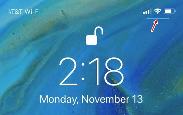 iOS 11.2 beta 3 iPhone X