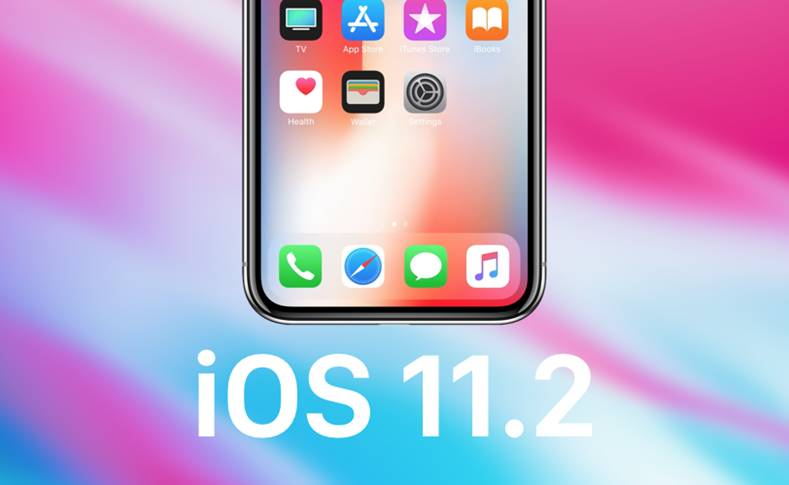 iOS 11.2 beta 5 performante iOS 11.1.2