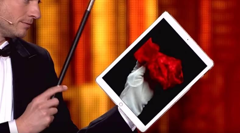 iPad magie