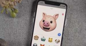 iPhone 8 animoji Apple