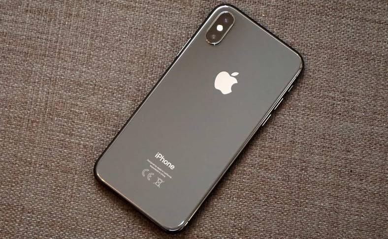 iPhone X Carcasa Transparenta