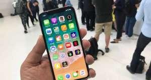 iPhone X Cererea eMAG