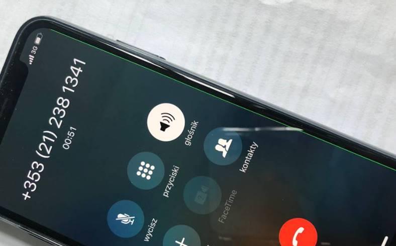 iPhone X Dungi Verzi Ecran Problema