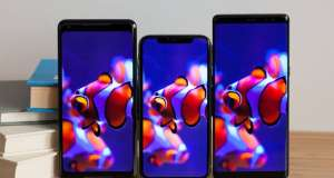iPhone X Ecran OLED Note 8 Pixel 2
