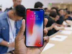 iPhone X Face ID plati mobile