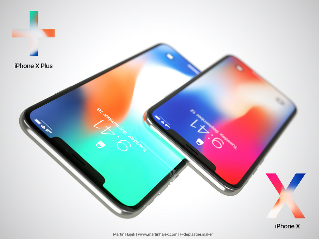 iPhone X Plus Concept 1
