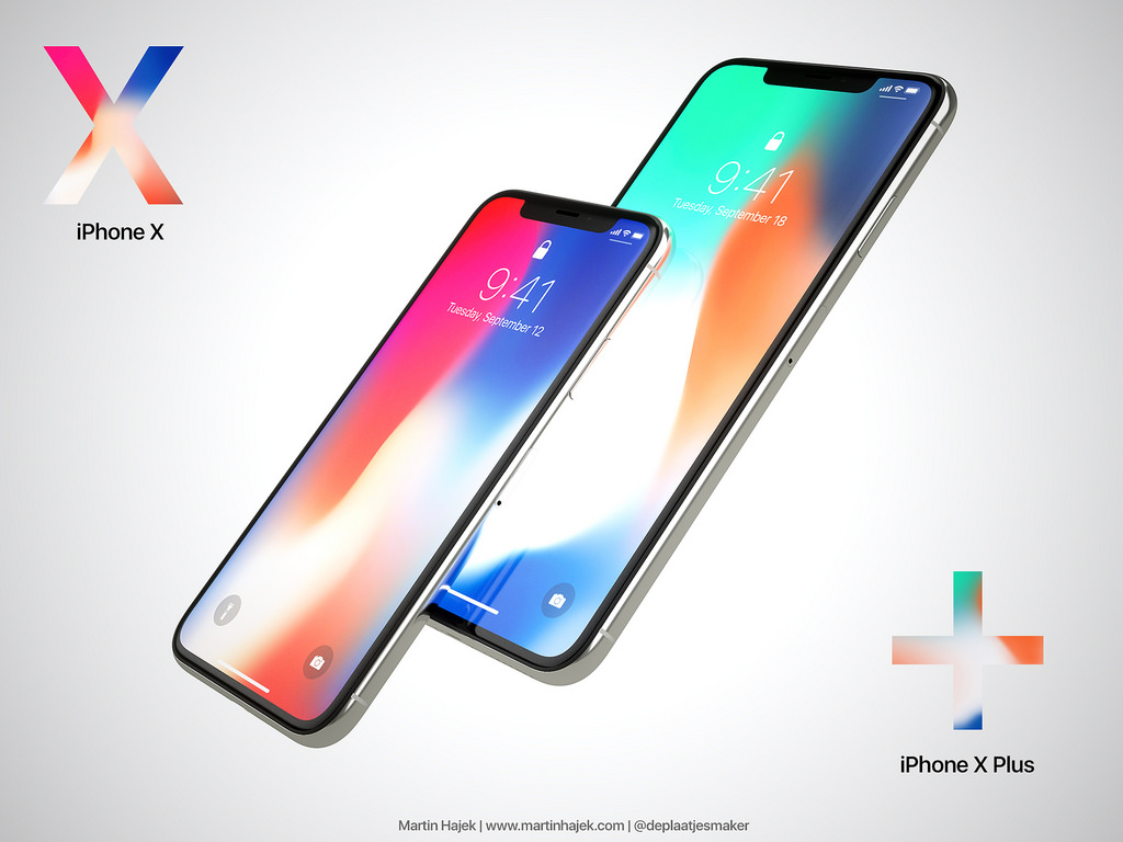 iPhone X Plus Concept 2
