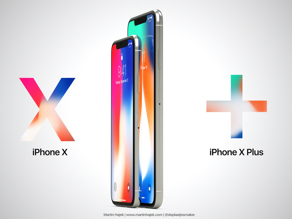 iPhone X Plus Concept 3