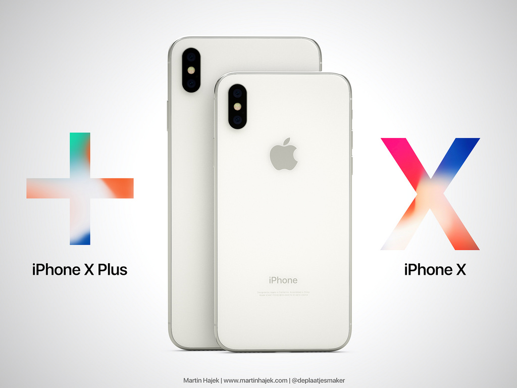 iPhone X Plus Concept 5