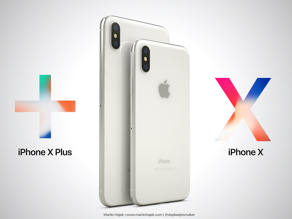 iPhone X Plus Concept 7