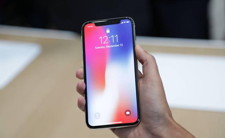 iPhone X Profit Samsung Huawei