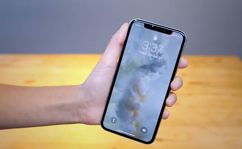 iPhone X autonomie baterie Samsung Galaxy S8