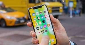 iPhone X baterie autonomie