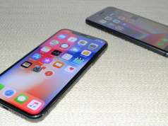 iPhone X design iPhone 8 comparatie