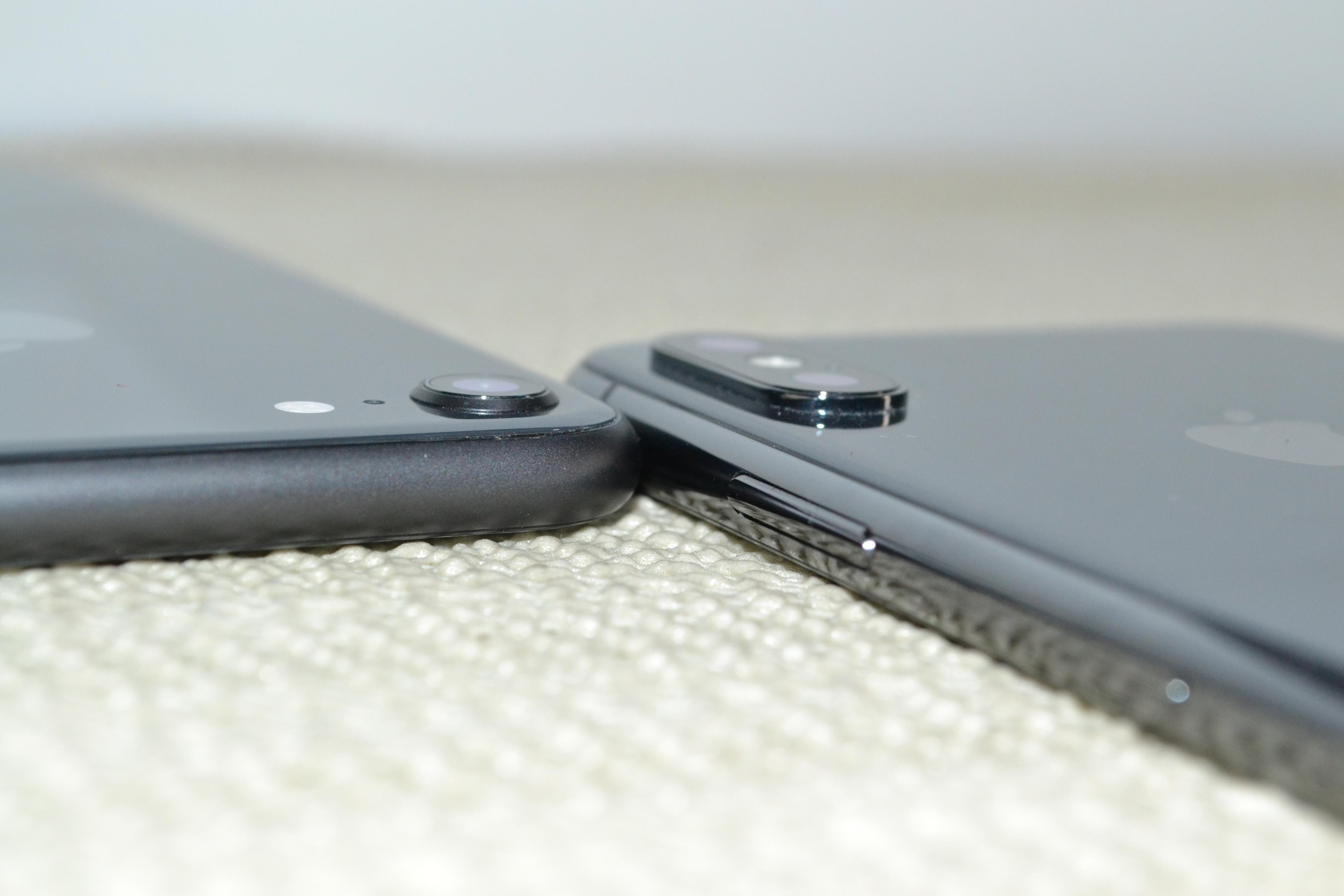 iPhone X design iPhone 8 comparatie 4