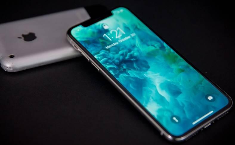 iPhone X probleme ecran