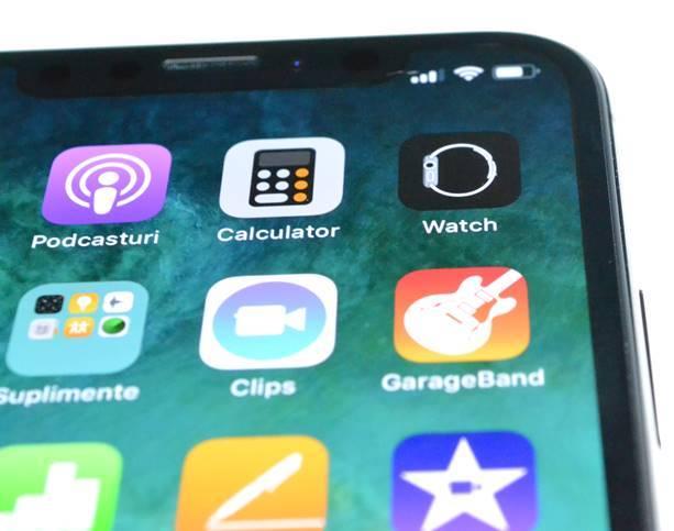 iPhone X review ecran 1