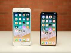 iPhone X vs iPhone 8 Plus Impact Rezolutie Afisare Imagini