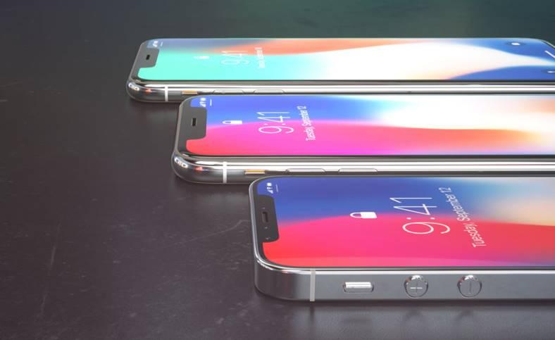iPhone Xs comparat iPhone X si iPhone 8 Plus