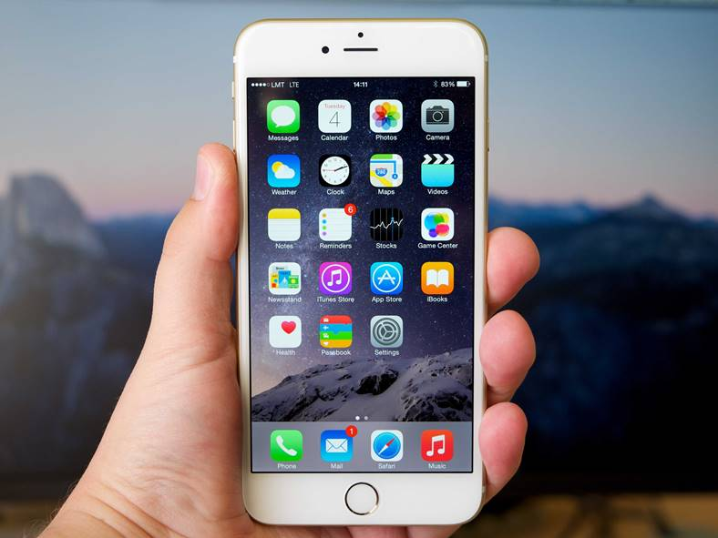iPhone butoane virtuale