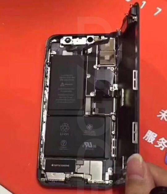 iPhone x doua baterii 1