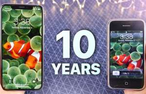 iPhone x modele iphone 10 ani