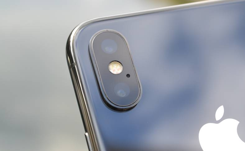 iphone x camera carcasa
