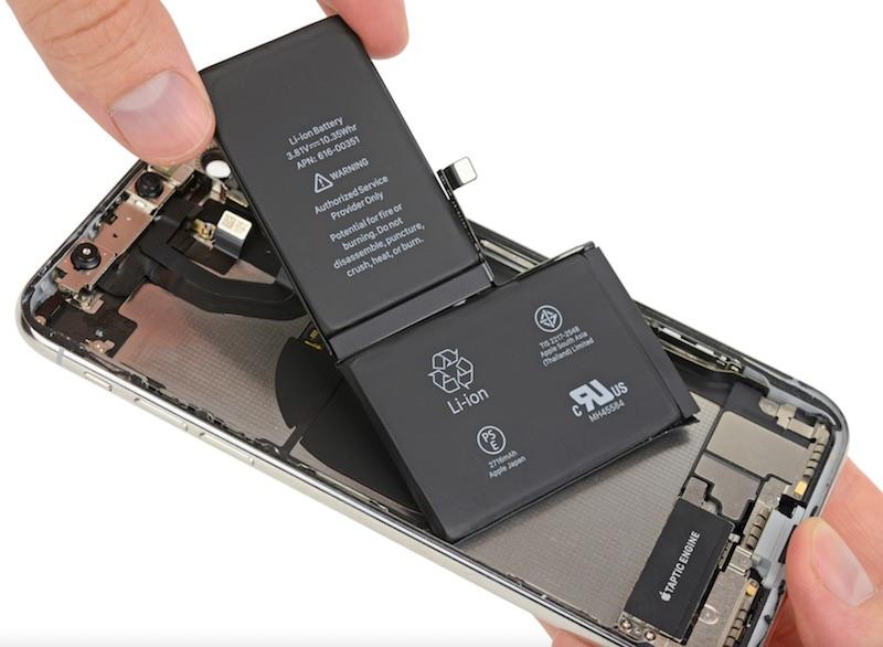 iphone x placa logica baterie noutati 3