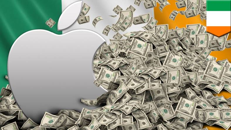 irlanda taxe apple impozit