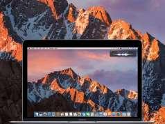 macOS High Sierra partajare fisiere