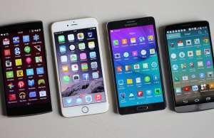 phablet vanzari smartphone