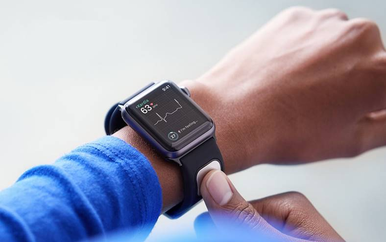 Apple Watch 4 electrocardiograma