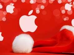 Apple dorit produs Craciun