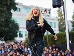Apple gwen stefani craciun
