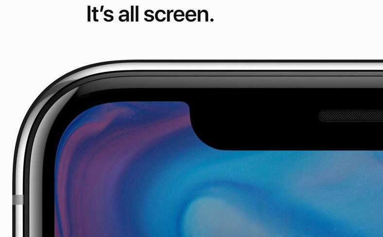 Decupajul iPhone X Sofisticata Componenta