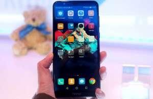 Huawei P11 copia camera iphone x