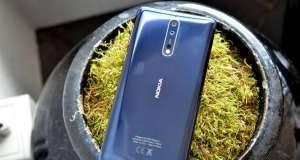 Nokia 9 oficial certificat