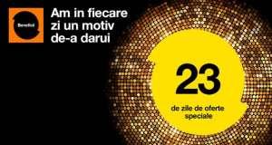 Orange. 5 decembrie. 23 zile Oferte Speciale Craciun