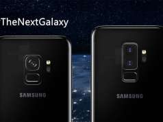 Samsung Galaxy S9 Design anulat final