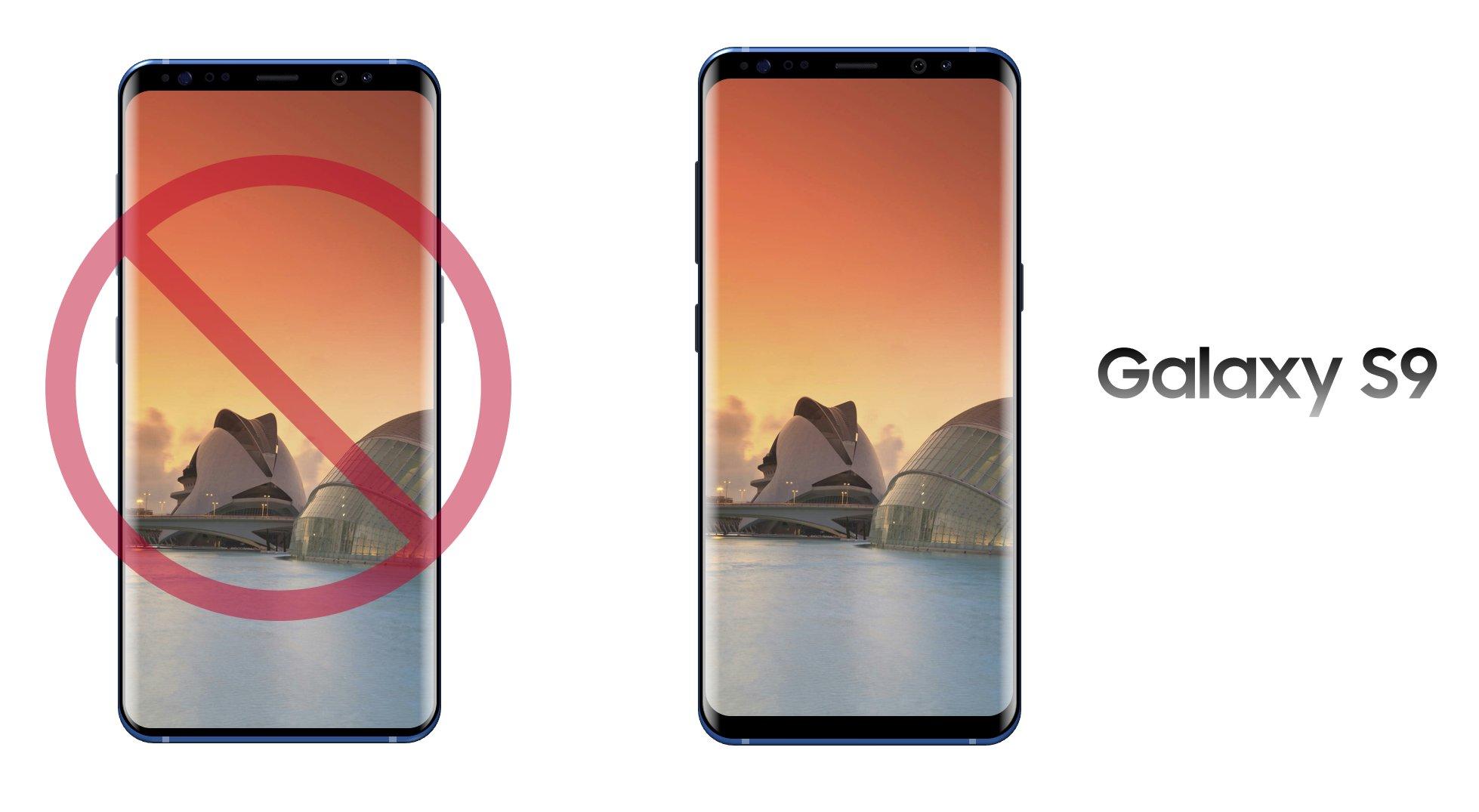 Samsung Galaxy S9 Design anulat