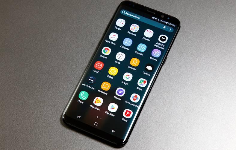 Samsung Galaxy S9 Functie oficial