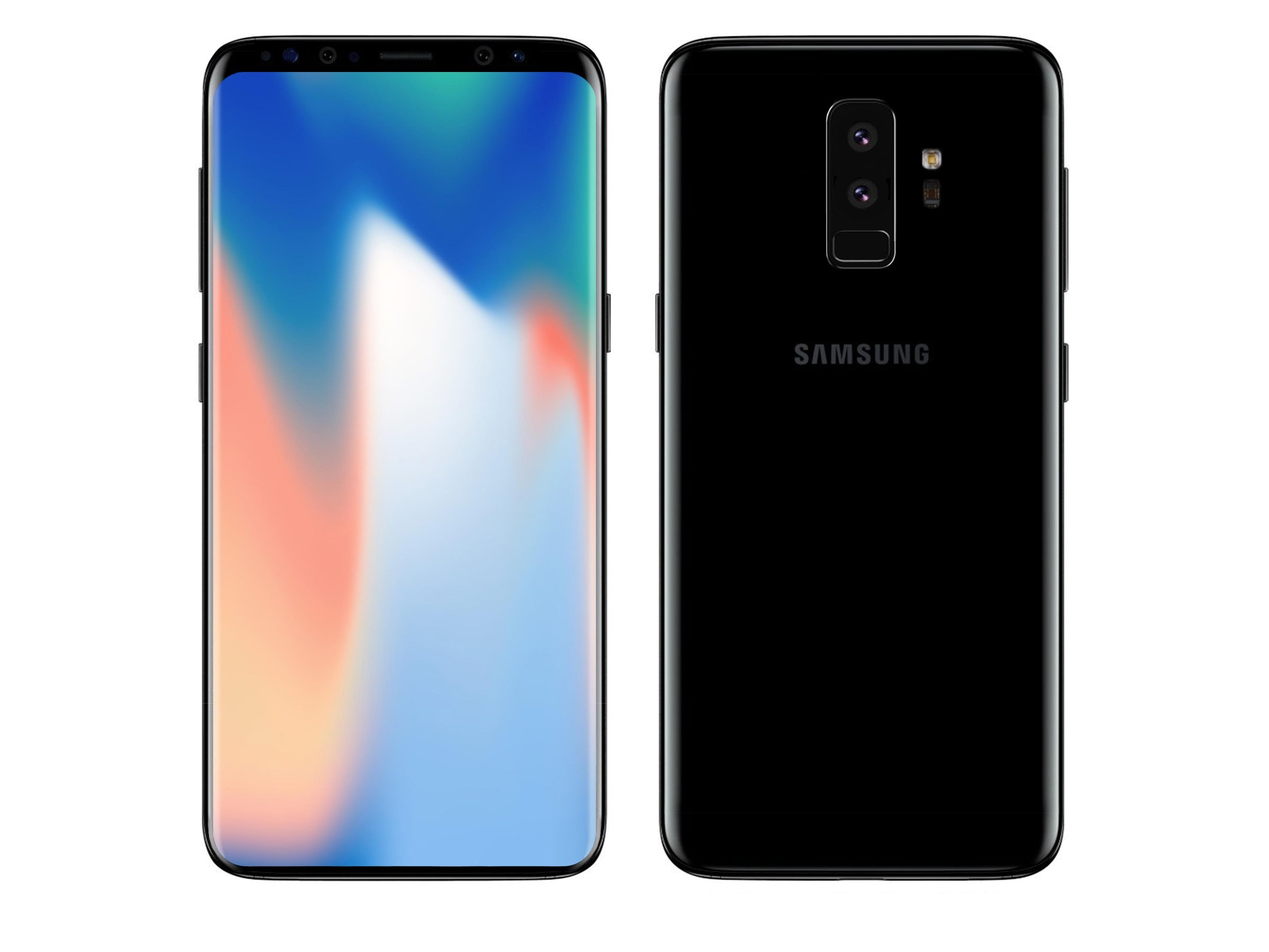 Samsung Galaxy S9 concept design final