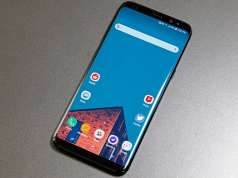 Samsung Galaxy S9 design schita