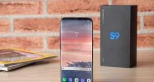 Samsung Galaxy S9 difuzoare stereo iPhone
