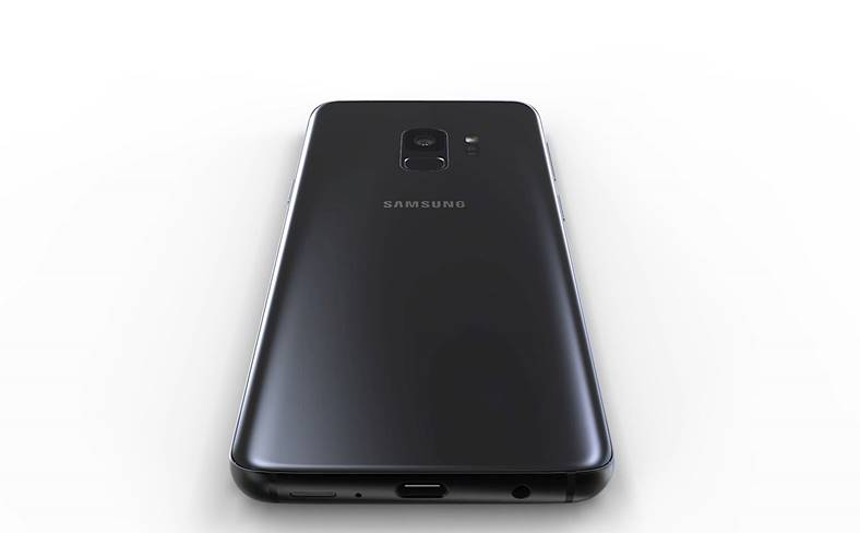 Samsung Galaxy S9 exclusiv design