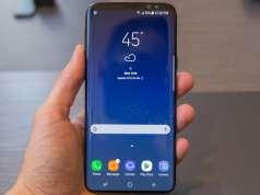 Samsung Galaxy S9 oficial certificat